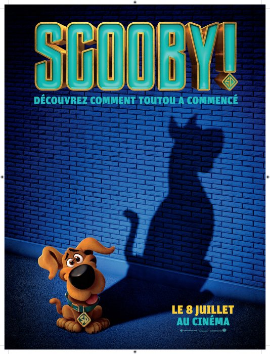 Scooby ! : Affiche