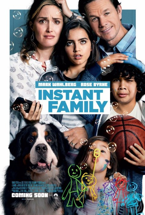 Instant Family : Affiche