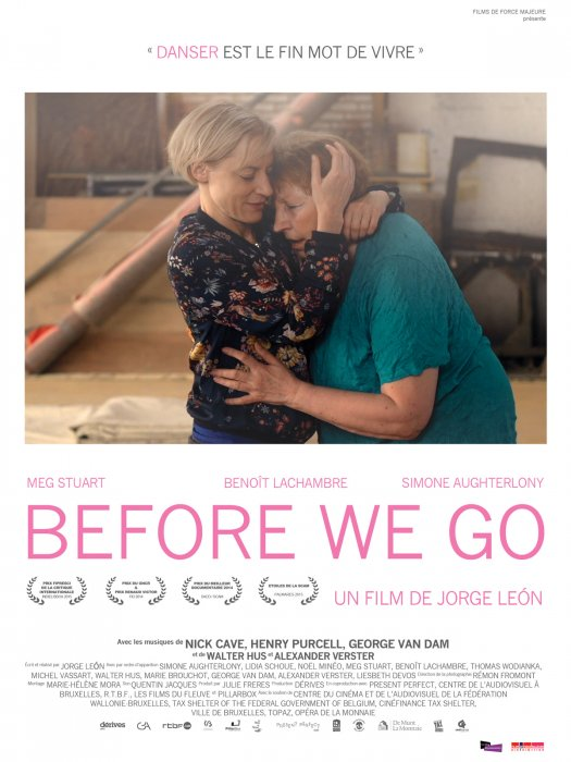 Before We Go : Affiche