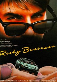 Affiche de Risky Business