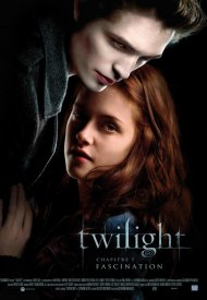 Affiche de Twilight - Chapitre 1 : fascination