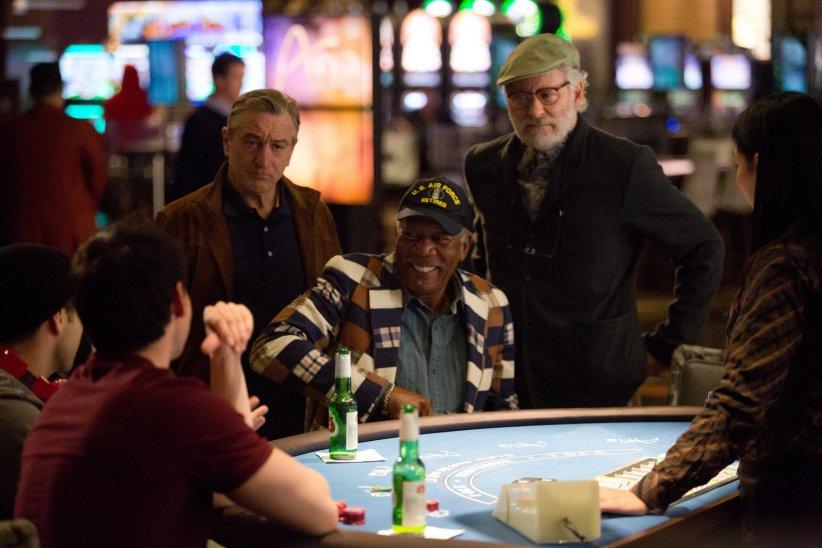 Last Vegas : Photo Kevin Kline, Morgan Freeman, Robert De Niro