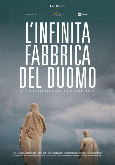 The Never-ending factory of the Duomo : Affiche