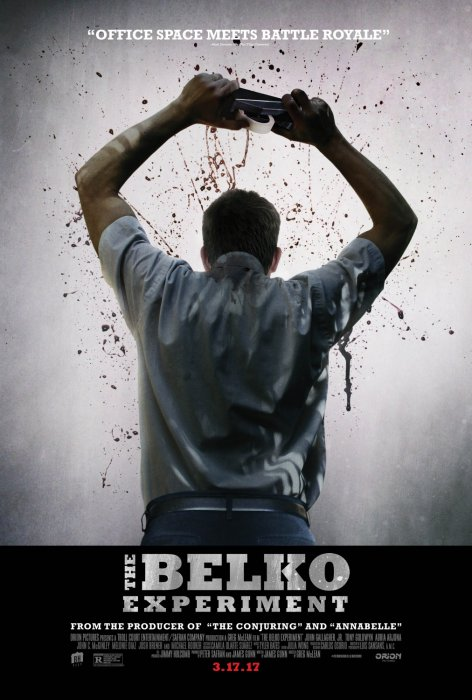 The Belko Experiment : Affiche