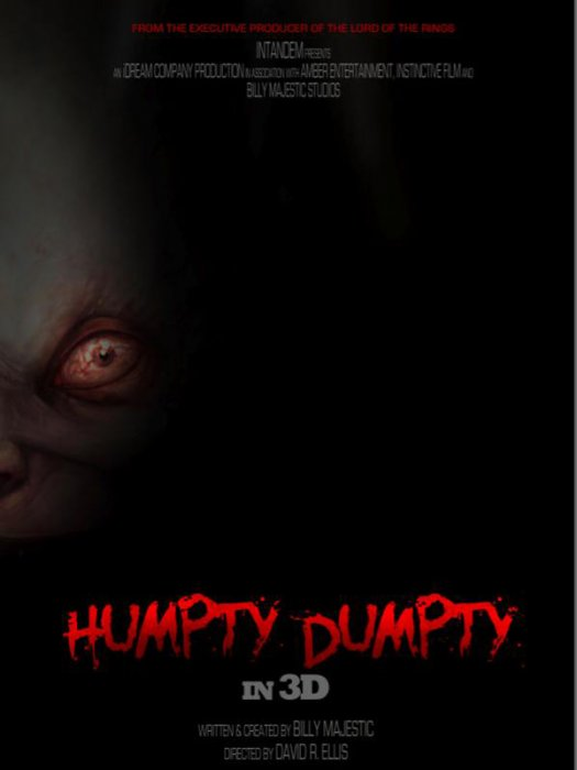 Humpty Dumpty : Affiche David R. Ellis