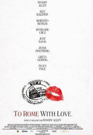 Affiche de To Rome with Love