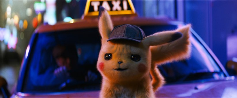 Pokémon Détective Pikachu : Photo