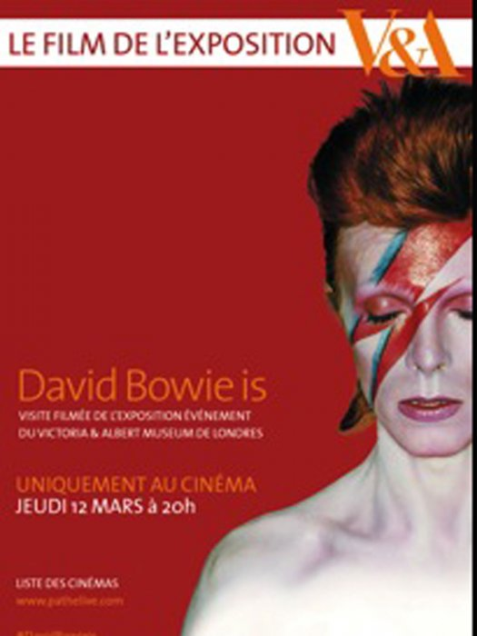 David Bowie Is Happening Now : Affiche