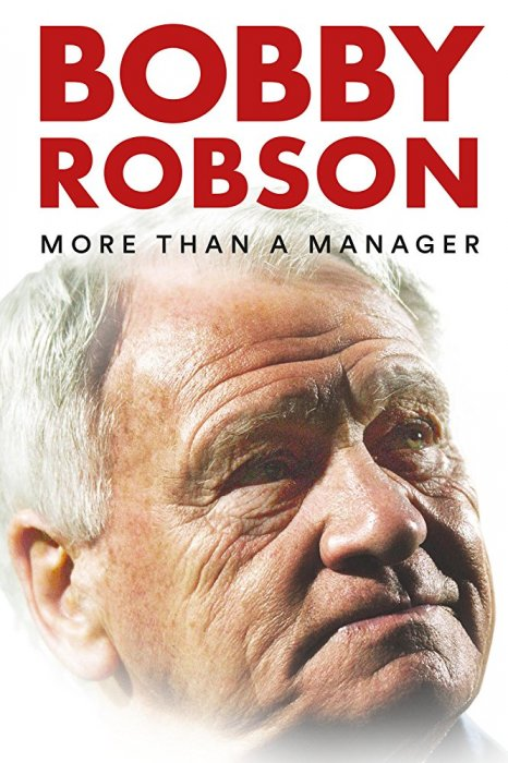 Bobby Robson: More Than a Manager : Affiche