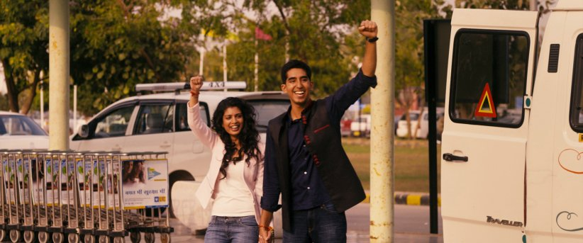Indian Palace - Suite royale : Photo Dev Patel, Tina Desai
