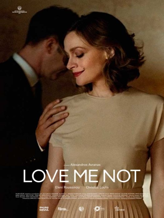 Love Me Not : Affiche