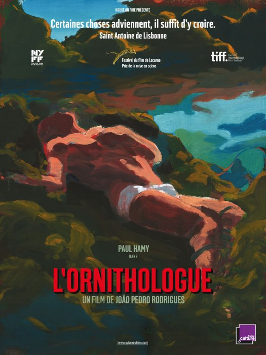 L'Ornithologue : Affiche