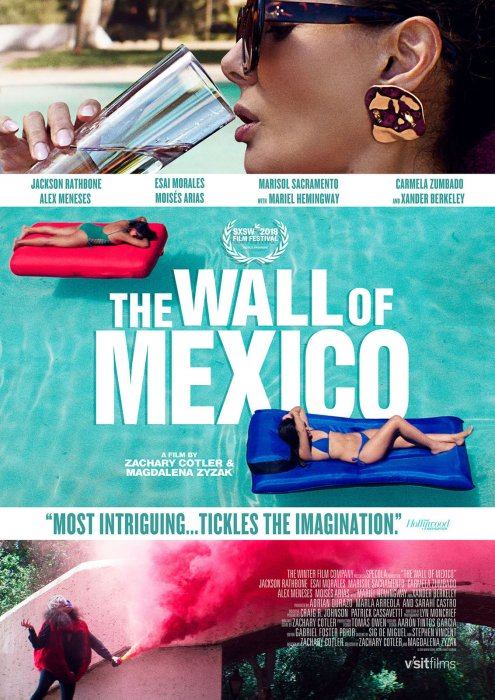 The Wall of Mexico : Affiche