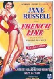 Affiche de The French line