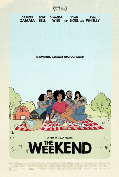 The Weekend : Affiche