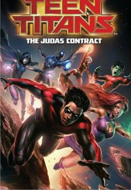 Affiche de Teen Titans: The Judas Contract
