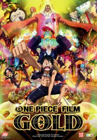 Affiche de One Piece: Gold