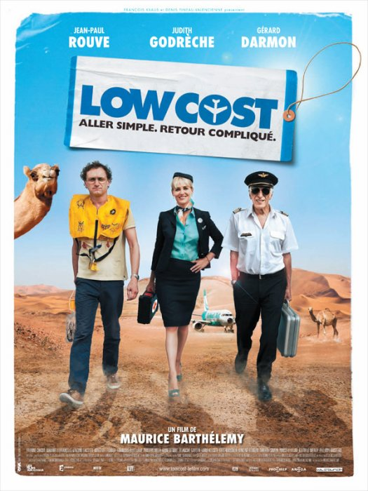 Low Cost : Affiche