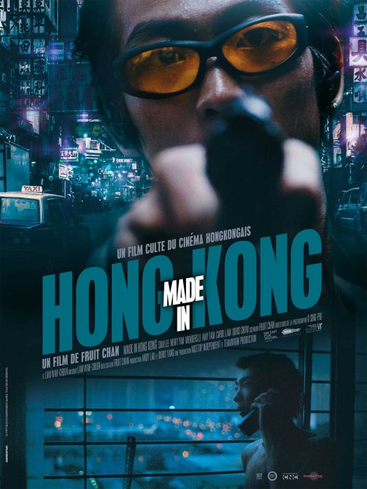 Made in Hong Kong : Affiche