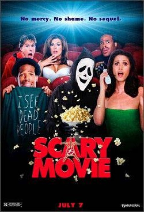 Scary Movie : Affiche