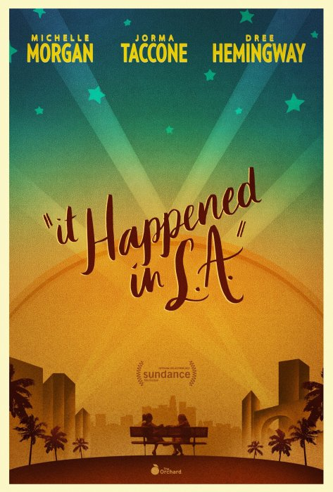 It Happened In L.A. : Affiche