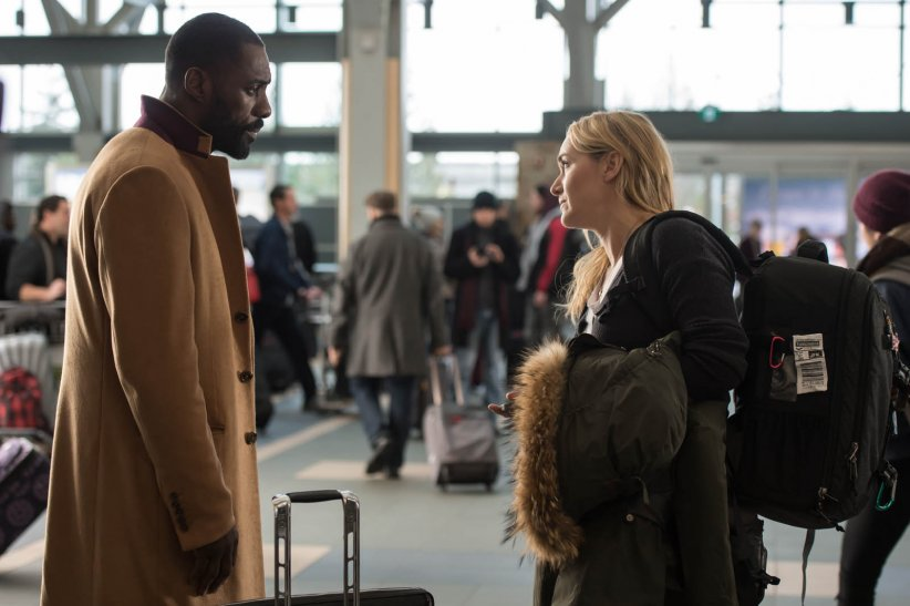 La Montagne entre nous : Photo Idris Elba, Kate Winslet