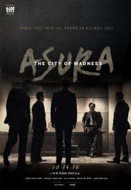 Affiche de Asura: The City of Madness