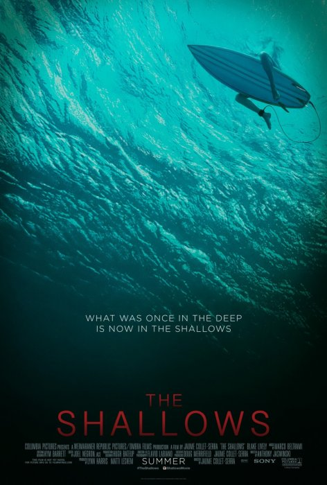 Instinct de survie - The Shallows : Affiche