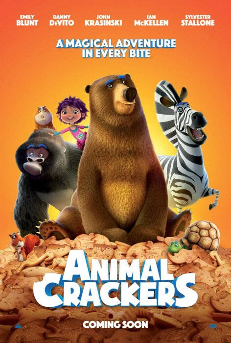Animal Crackers : Affiche