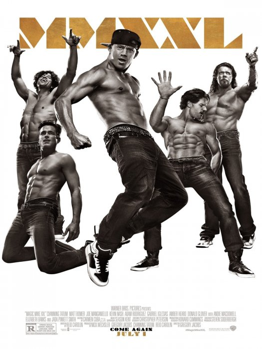 Magic Mike XXL : Affiche