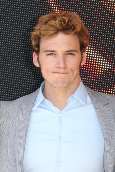 Hunger Games - La Révolte : Partie 1 : Photo promotionnelle Sam Claflin