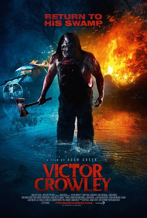 Victor Crowley : Affiche