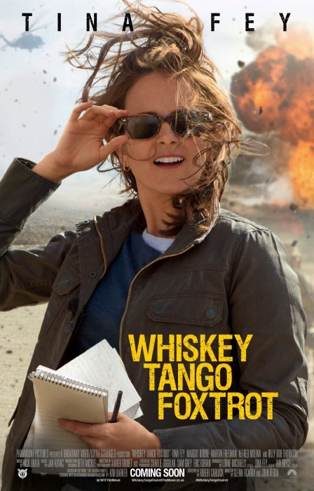 Whiskey Tango Foxtrot : Affiche