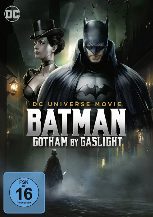 Batman: Gotham By Gaslight : Affiche