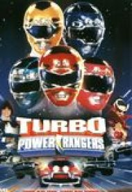 Affiche de Turbo Power Rangers : Le film