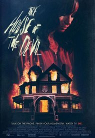 Affiche de The House of the Devil