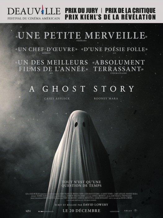 A Ghost Story : Affiche