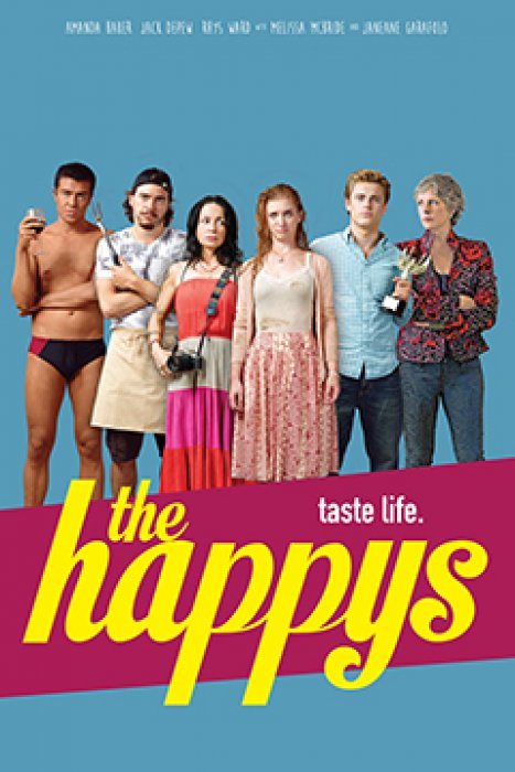 The Happys : Affiche