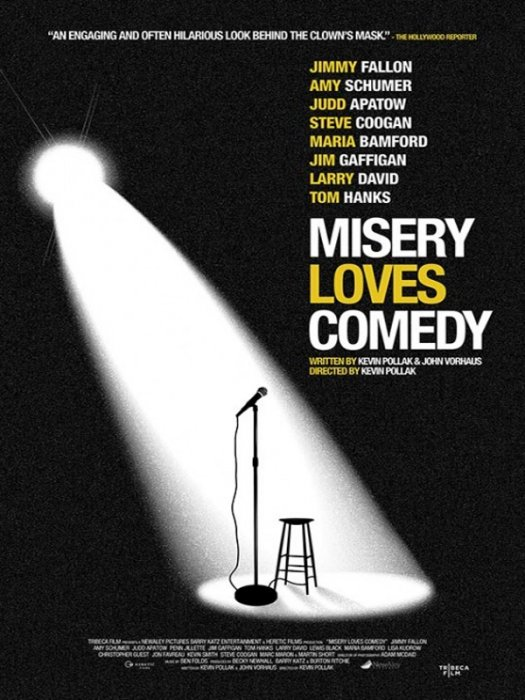 Misery Loves Comedy : Affiche
