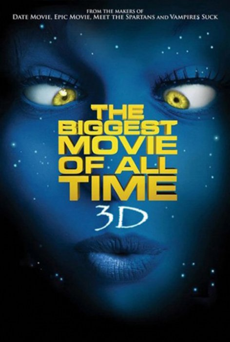 The Biggest Movie of All Time 3D : Affiche