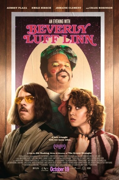 An Evening With Beverly Luff Linn : Affiche