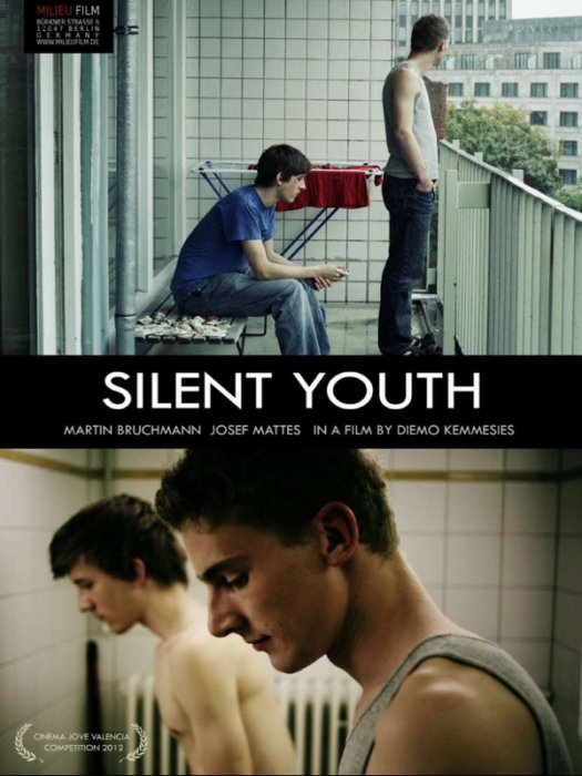 Silent Youth : Affiche