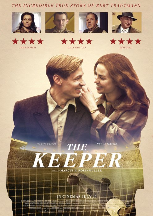 The Keeper : Affiche