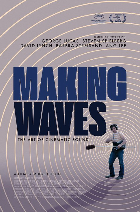 Making Waves: The Art of Cinematic Sound : Affiche
