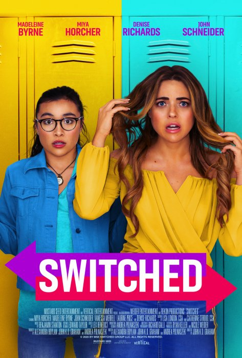 Switched : Affiche