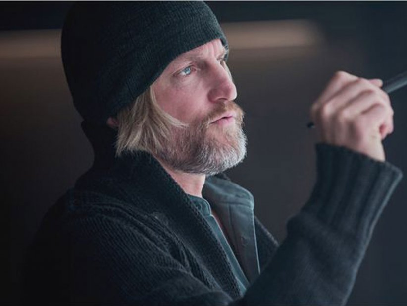 Hunger Games - La Révolte : Partie 1 : Photo Woody Harrelson
