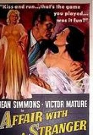 Affiche de Affair with a Stranger