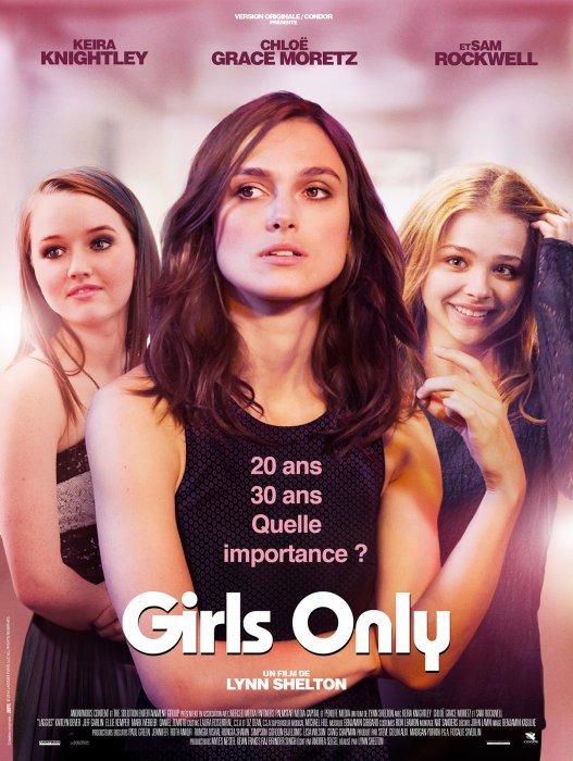Girls Only : Affiche