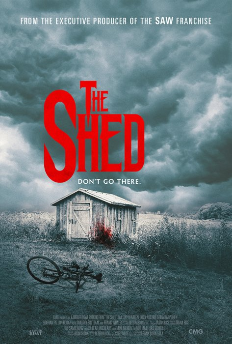 The Shed : Affiche