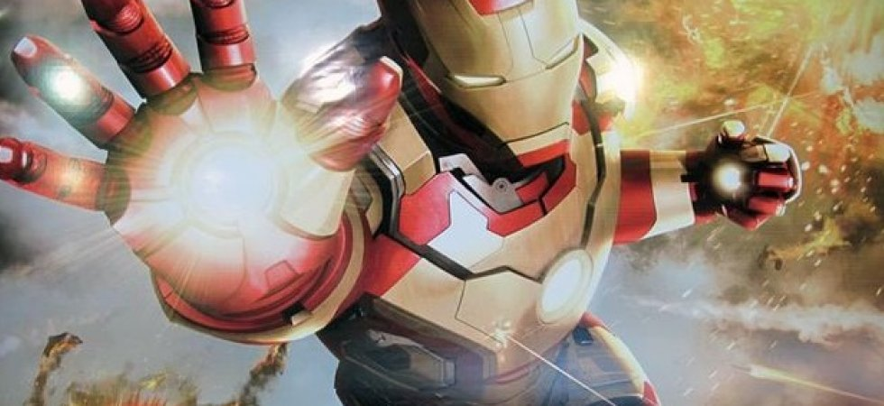 Iron Man 3 : démarrage record au box-office US